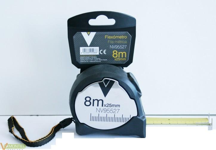 Flexometro met 3mx16mm con fre
