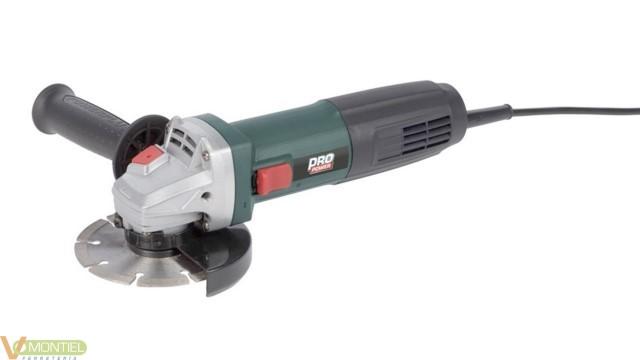 Amoladora prof 115 mm 720w