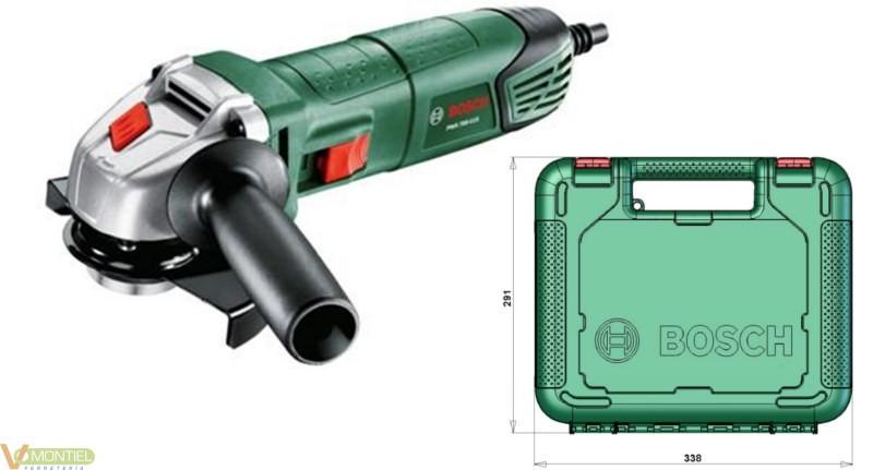 Amoladora bric 115 mm 700w pws