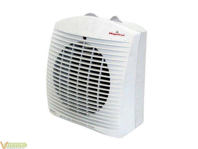 Calefactor 1000/2000w mgf1215