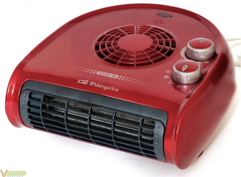 Calefactor 1250/2500w