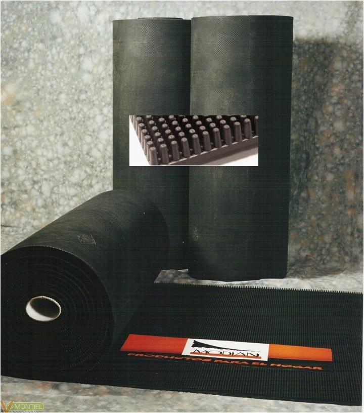 Felpudo cepillo 8x1,2mt-15mm