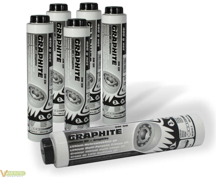 Grasa litio  grafitada graphit