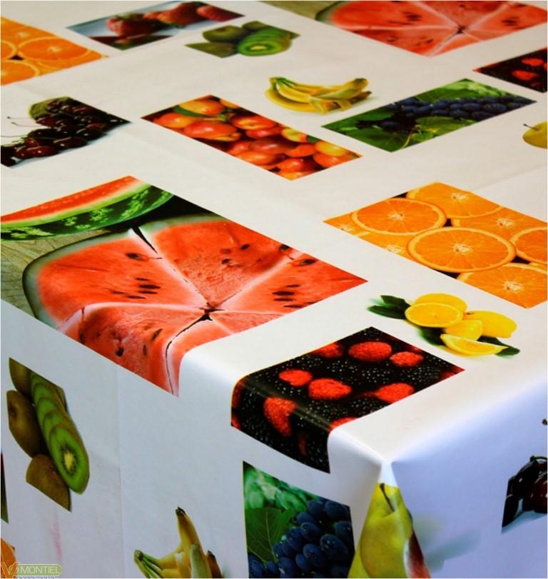Hule 1,40x25mt frutas
