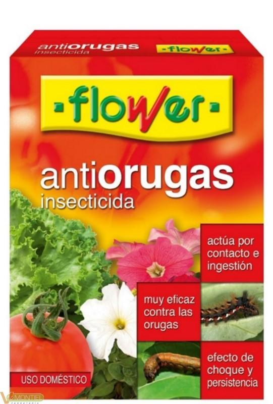 Insecticida anti oruga flower