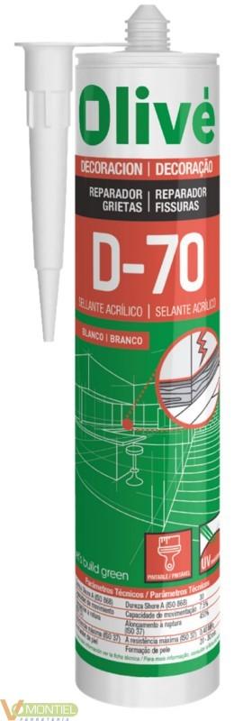 Masilla acril sellante 300 ml