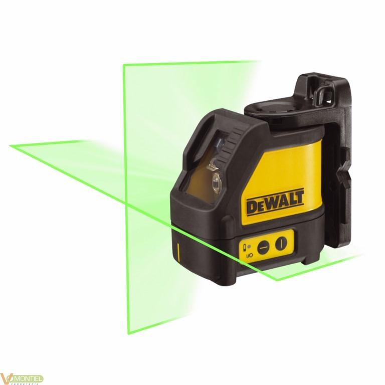 Nivel laser dewalt autoniv 2l