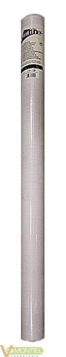 Papel adhesivo 90x20mt blanco