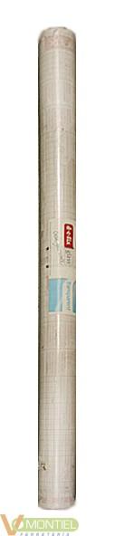 Papel adhesivo 90x20mt transpa