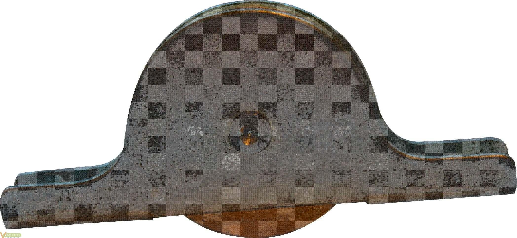 Polea pta.corred. 25mm 89045 l