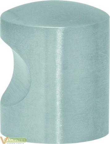 Tirador 15mm eurolat inox inox