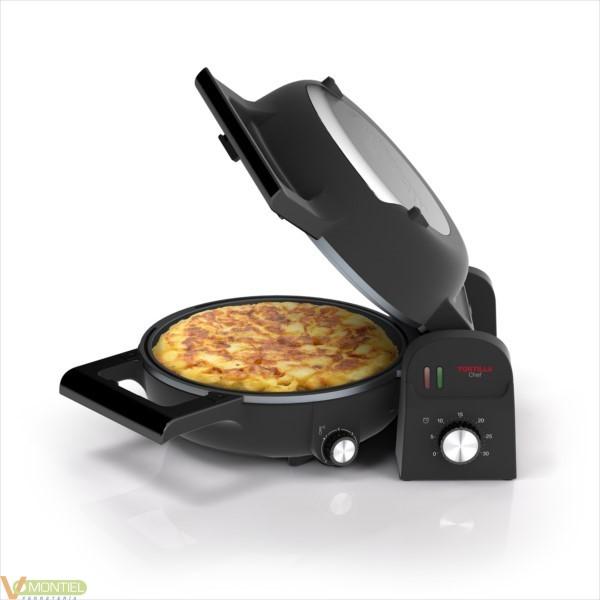 Tortillera elec 1300w 22,4cm