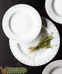 Vajilla mesa rda porcel hydra