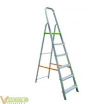 Escalera domestica aluminio 6