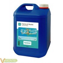 Reductor - ph liquido 6 kg