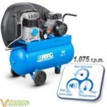 Compresor correas  50l 2cv  a2