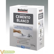 Cemento blanco polvo beissier
