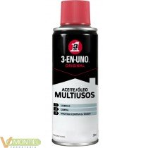Lubricante spray 3 en 1 200ml.