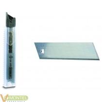 Hoja  p/cutter 18 mm. 0-11-301