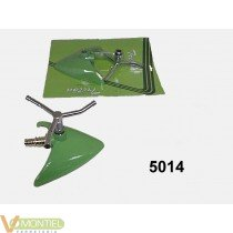 Aspersor 3 brazos b/metal.5014