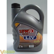 Aceite sae 15w.40s.m.diesel 5l