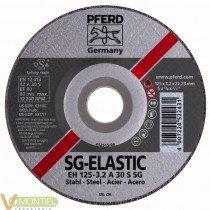 Disco corte metal pferd115x2,4