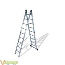 Escalera doble c/base 12x2 6,1