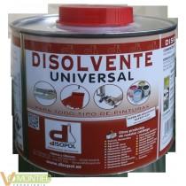 Disolvente univ.nitro 1l.metal