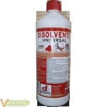 Disolvente univ.nitro 1l.plast