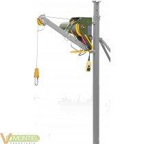 Elevador u-300k(columna+bipode