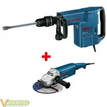 Martillo demo 1500w gsh 11e