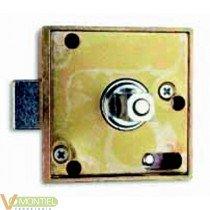 Cerradura cuadr.8 c/canal 598