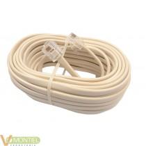 Cable telf. 7.5m m.m tl-52-e