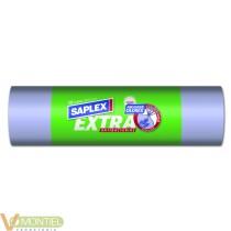 Bolsa basura ext.antibac.55x60
