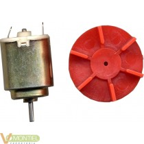 Motor con helice blister 991