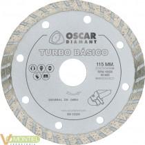 Disco diamante turbo basico115