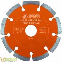 Disco diamante laser prof.115