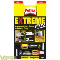 Adhesivo pattex extreme 22 ml.