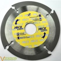 Disco tronzador 125mm.mack-125
