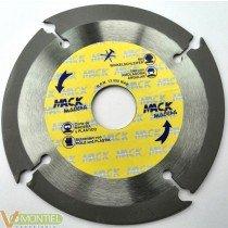 Disco tronzador 115mm.mack-115