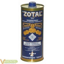 Desinfectante zotal 'd' 1 kg