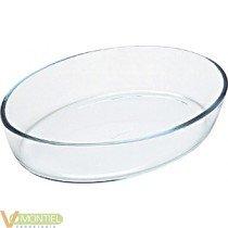 Fuente oval pyrex-345-30x21 cm