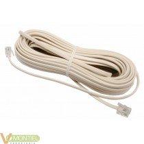 Cable telefono 12m.m/m tl0092e