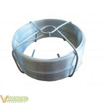Alambre galvanizado n.2 bobina