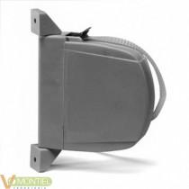Recogedor mini gris/gris c-14
