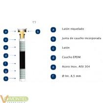 Latiguillo calef h3/4-h3/4 100