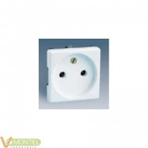 Base enchuf bip blanc 27431-65