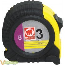Flexometro 25mmx3m c/freno9253