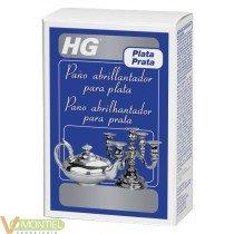 Abrillantador plata paÑo 49500
