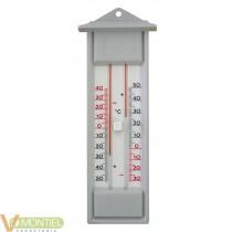 Termometro max/min s/mercurio